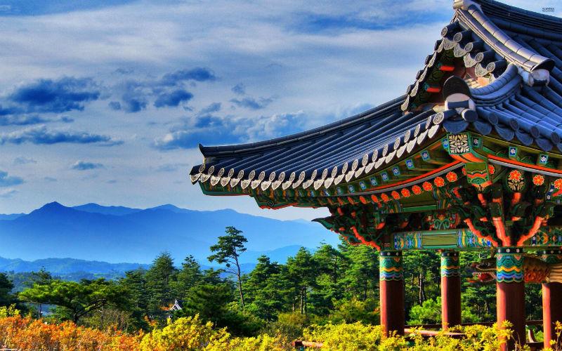 Южная Корея