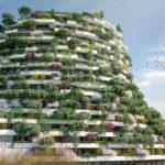 Архитекторы придумали превратить в отель холм в китайской долине